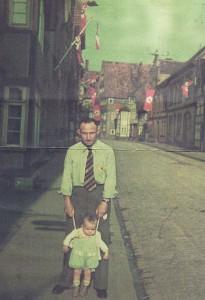 mit Vater