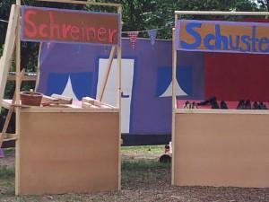 Für Schreiner und Schuster ist eine Werkstatt selbstverständlich, doch sie bietet sich auch für das Denken an.