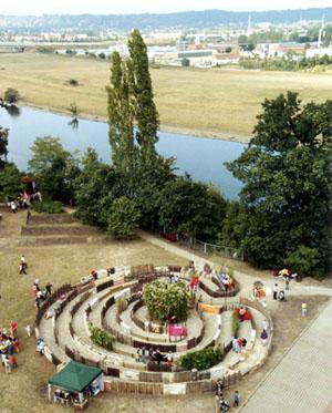 Labyrinth Dresden