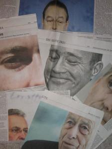 Zeitungsausschnitte