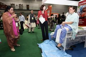 "Zum internationalen Kongress ""Women Deliver"" kamen 4500 Menschen nach Kuala Lumpur. Foto: Women Deliver"