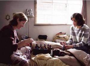 Martha und Claudia haben sich im Krankenhaus angefreundet.