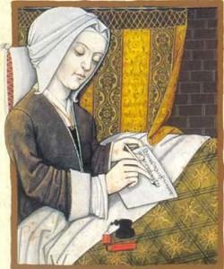 Musste sich schon vor 600 Jahren gegen Antifeminismus zur Wehr setzen: Christine de Pizan.