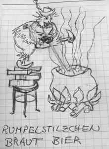 Zeichnung: Cornelia Roth