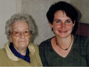 Concha Pérez und Vera Bianchi.