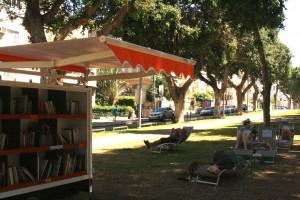 Öffentliche Bücherei in Tel Aviv