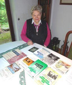 Die Veröffentlichungen von Gudrun Nositschka