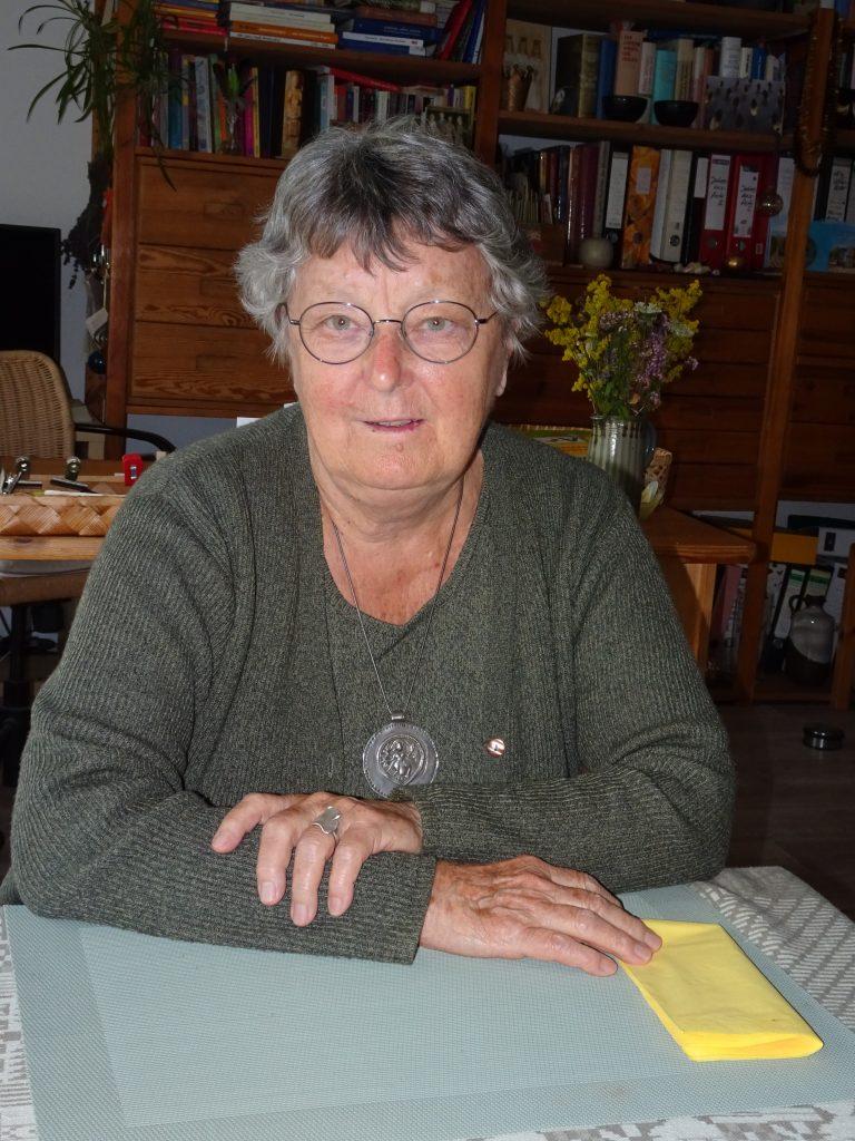 Die Sozialpädagogin und AutorinErni Kutter